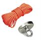 Веревки для поисковых магнитов