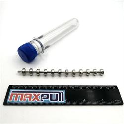 Магнитные крепления под болт D10, MaxPull, набор 12 шт. в тубе - фото 10046