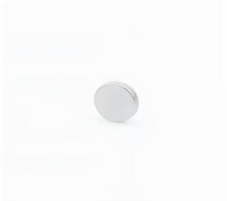 Неодимовый магнит диск 8х1,5 мм, N33, Zn - фото 10594