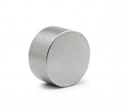 Неодимовый магнит 50х30 мм, Zn - фото 10599