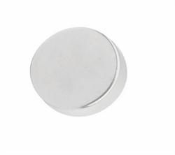 Неодимовый магнит 30х10 мм, диск, Zn - фото 10601