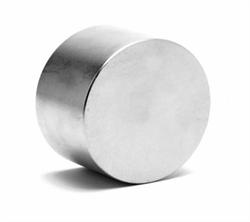 Неодимовый магнит диск 45х30 мм N45 - фото 10602