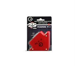 Магнитный держатель LBS-25 для сварки 3-х углов. Максимальное усилие 11 кг - фото 6795
