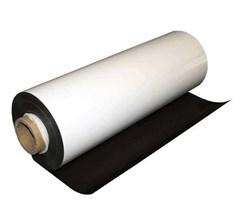 Магнитный винил с клеем рулон 30,5м*620*0,4мм - фото 7077