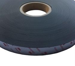 Магнитная лента 25.4мм*30,5м с  клеем 3M (тип B) - фото 7633