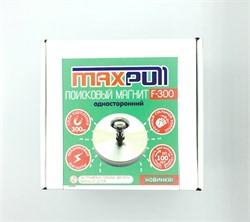 Поисковый магнит F-300, односторонний, MaxPull - фото 7974