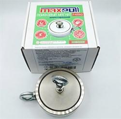 Поисковый магнит F-400х2, двухсторонний, MaxPull - фото 8057