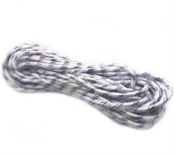 Веревка-фал для поискового магнита 16-ти прядный D-8 мм 980 кгс - 15 метров - фото 8177