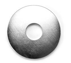Неодимовый магнит кольцо 90х60х5 мм - фото 8206