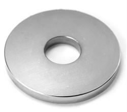 Неодимовый магнит кольцо 80-25х8 мм - фото 8213