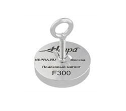 Односторонний поисковый магнит F-300 (Непра) - фото 8382
