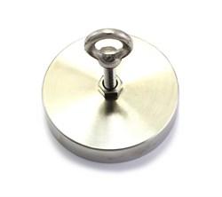 Односторонний поисковый магнит F-400 - фото 8396