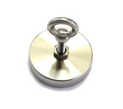 Односторонний поисковый магнит F-200 - фото 8422