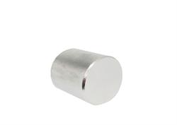 Неодимовый магнит 30х30 мм, диск - фото 8589
