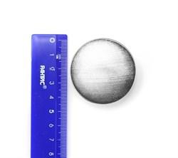 Неодимовый магнит 45х25 мм, диск - фото 8623
