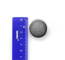 Неодимовый магнит 30х20 мм, диск - фото 8631