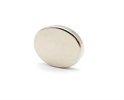 Неодимовый магнит диск 25х8 мм - фото 8637