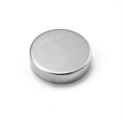 Неодимовый магнит диск 20х7 мм - фото 8771