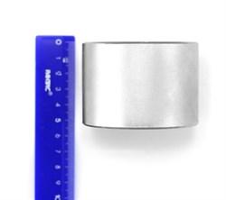 Неодимовый магнит 70х50 мм, диск - фото 8819