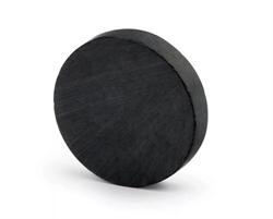 Ферритовый магнит диск 18х3 мм - фото 8984