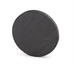 Ферритовый магнит диск 30х3 мм - фото 8987