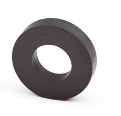 Ферритовый магнит кольцо 22х12х5 мм - фото 8990