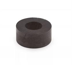 Ферритовый магнит кольцо 25х11,5х11 мм - фото 8991