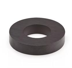 Ферритовый магнит кольцо 60х24х9 мм - фото 8994