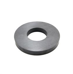 Ферритовый магнит кольцо 61х24х8  мм - фото 8995