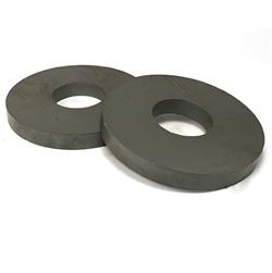 Ферритовый магнит кольцо 86х32х10 мм, Y35 - фото 8997