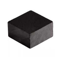 Ферритовый магнит прямоугольник 15х15х8 мм - фото 8998