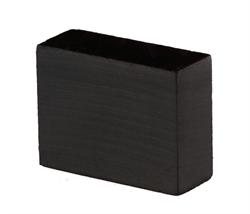 Ферритовый магнит прямоугольник 16х10х19,7 мм - фото 8999