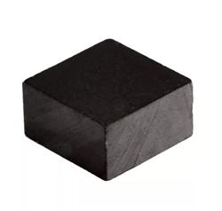 Ферритовый магнит прямоугольник 18х12х20 мм - фото 9000