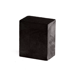 Ферритовый магнит прямоугольник 20,5х12х15 мм - фото 9001
