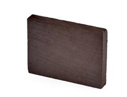 Ферритовый магнит прямоугольник 27х20х4 мм - фото 9005