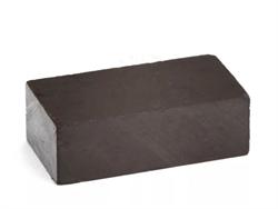 Ферритовый магнит прямоугольник 30х15х10 мм, Y35 - фото 9007