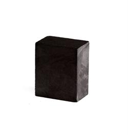 Ферритовый магнит прямоугольник 6,2х6,2х7 мм - фото 9010
