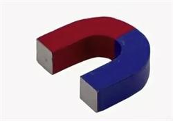 Магнит подкова AlNiCo (ЮНДК) 22х21х15х6 мм - фото 9017