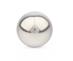 Неодимовый магнит шар 25 мм - фото 9032