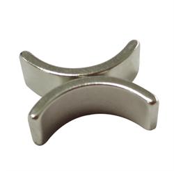 Неодимовый магнит сегмент 16х13х90/5 мм - фото 9043