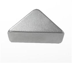 Неодимовый магнит треугольник 10х10х4 мм - фото 9046