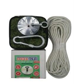 Комплект: Поисковый магнит F-300 MaxPull + сумка + веревка 20м - фото 9393