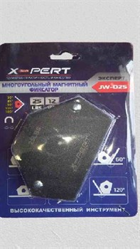 """Магнитный держатель """"Эксперт"""" LBS-Т75 для сварки 6-ти углов. Максимальное усилие 33 кг - фото 9497"""
