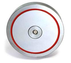 Односторонний поисковый магнит F-600 (Редмаг) - фото 9498