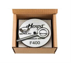 Односторонний поисковый магнит F-400 (Непра) - фото 9499