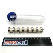 Магнитные крепления с винтом C20, MaxPull, набор 8 шт. в тубе