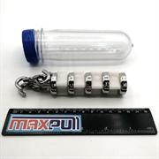 Магнитные крепления с крючком E25, MaxPull, набор 5 шт. в тубе