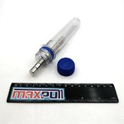 Неодимовые магниты 10х10 мм, диски, MaxPull, набор 10 шт. в тубе