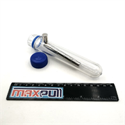 Неодимовые магниты 10х15 мм, прутки, MaxPull, набор 6 шт. в тубе