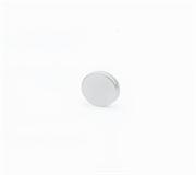Неодимовый магнит диск 8х1,5 мм, N33, Zn